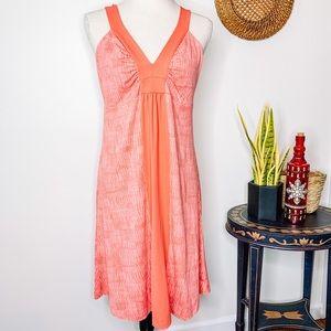 Patagonia Corinne Casual Dress Coral/Pink